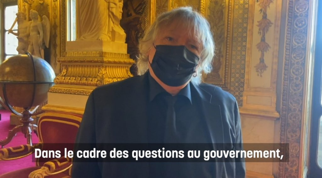 Joel Labbé interpelle le gouvernement au sujet de ses engagements contre les pesticides